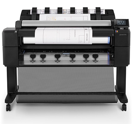 HP DesignJet T2530 printer plotter