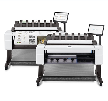 HP DesignJet T2600 Printer series products