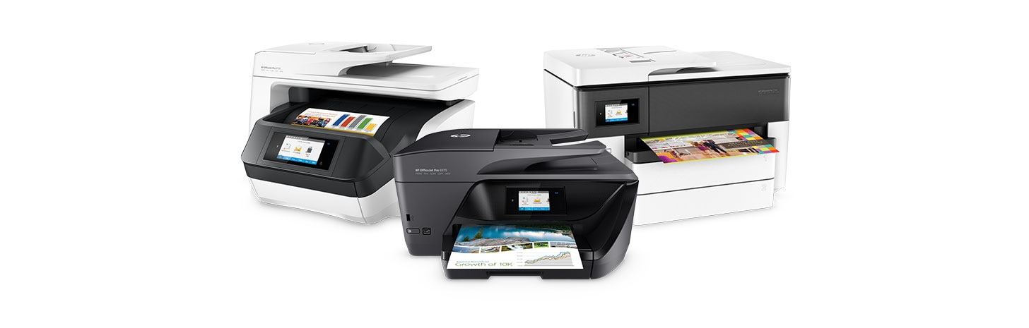 HP OfficeJet Pro Printer Family