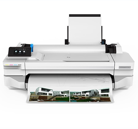 HP DesignJet T100 Printer series products