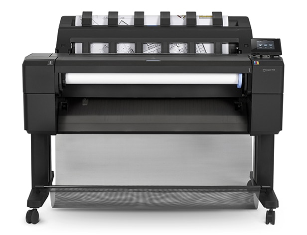 Smuk HP DesignJet T930 Printer series | HP® Norge BY-76