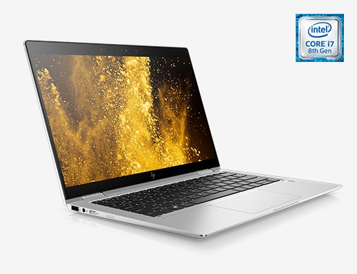 HP Elite Book x360 1020 G3 konverterbar forretnings-PC