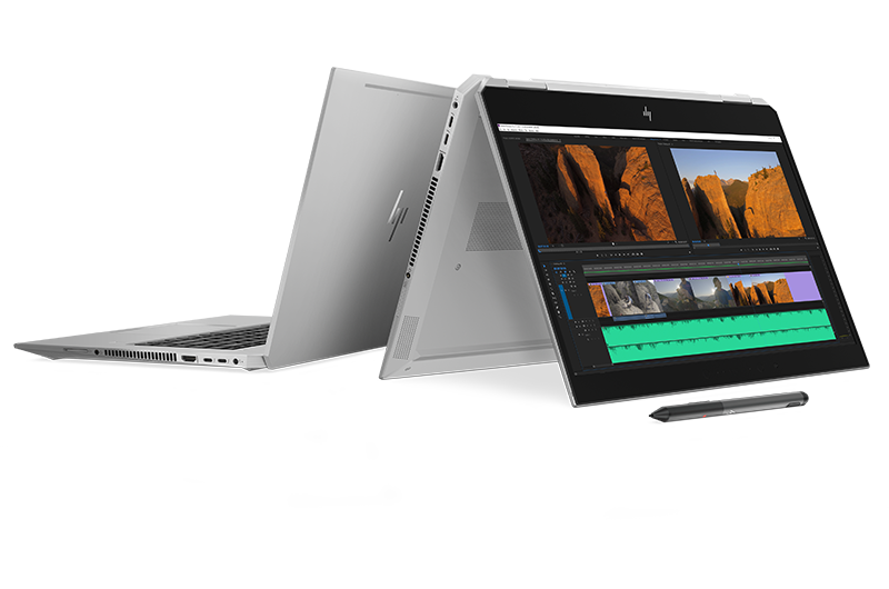 HP Zbook Studio x360 gruppe