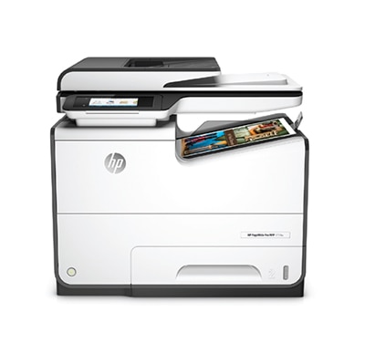 HP PageWide Pro 577dw Multifunction Printer - Wireless, Print, Fax, Scan and Copy
