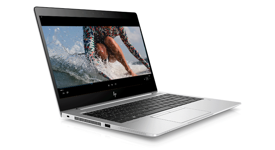 EliteBook 840 right front facing mode
