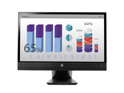 "HP EliteDisplay 21.5"" Touch Monitor"