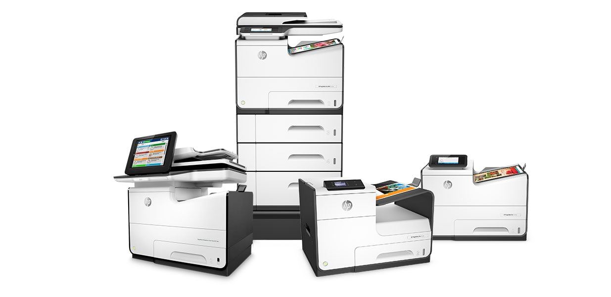 HP PageWide business printers