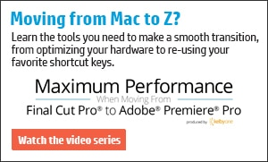 Moving from Mac to Z? Learn the tools to make a smooth transition. Learn More.