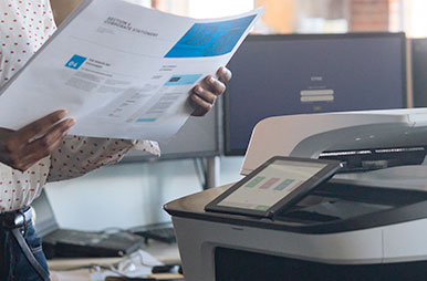 Are your printers vulnerable to attack? Try our free assessment tool.