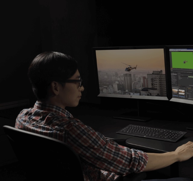 HP Z2 MIni Workstations in video editing environment