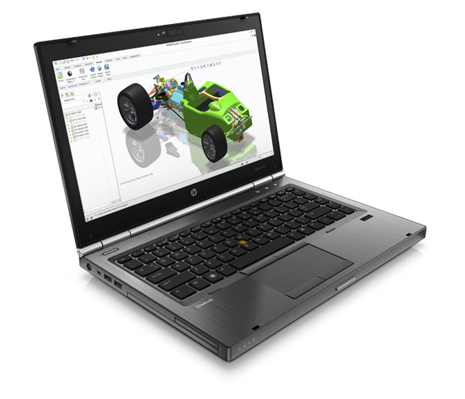 HP 8470w Mobile workstation image 4