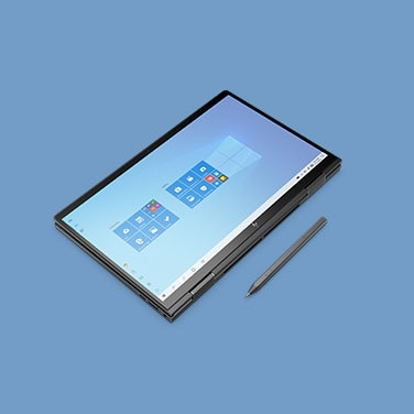 "HP ENVY x360 13"" Convertible - Color: Metal anochecer negro"