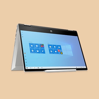 "HP Pavilion x360 14"" - Color: Plata mineral"
