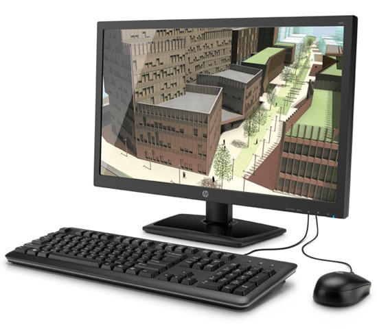 HP t310 AiO All in One Smart Zero Client