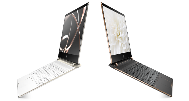 HP Spectre laptop