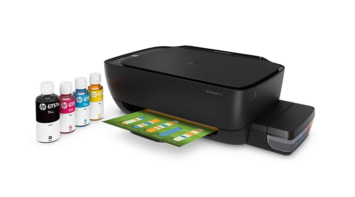 HP Ink Tank 310 series