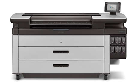 Hp pagewide xl 5100 blueprinter hp philippines powerful black and white and blueprint production malvernweather Images