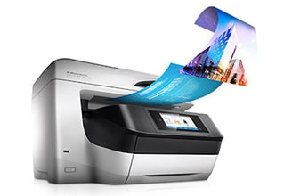HP OfficeJet Pro printers - Big impressions.
