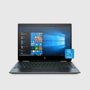 HP Spectre x360 13 front view