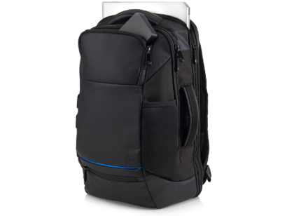 hp convertible 15.6 recycled backpack