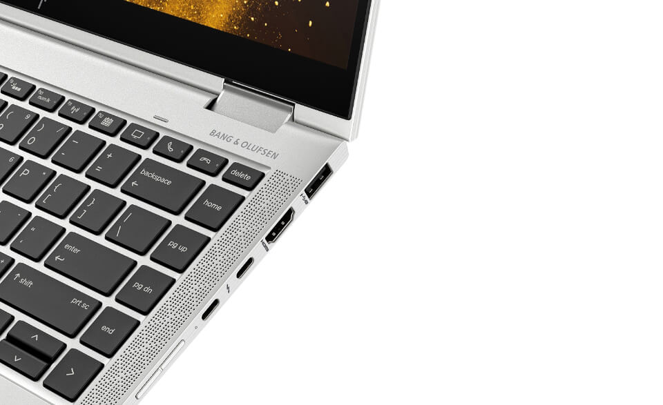 elitebook x360 with bang&olufsen audio