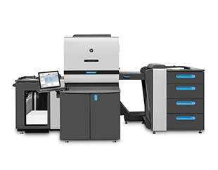 HP Indigo 5900 Digital Press