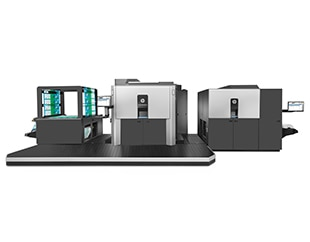 HP Indigo 20000 Digital Press for labels and packaging