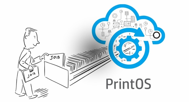 Learn about the benefits of connecting to HP PrintOS