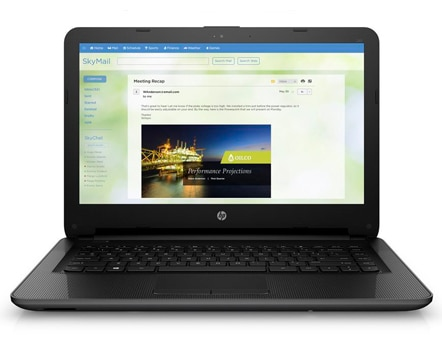 HP mt245 Mobile Thin Client PC