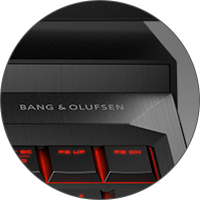 Sistem audio Bang & Olufsen