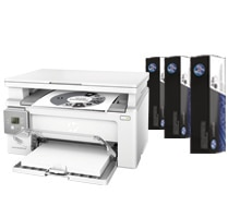 HP LaserJet Ultra MFP M134a printer
