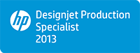 HP Designjet Production Specialist
