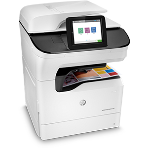 HP A3 PageWide Managed Color MFP-skrivare