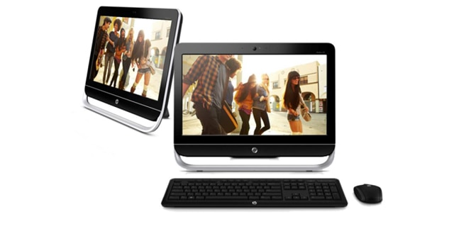 All-in-one multimediedator - HP Pavilion 20 All-in-One stationär dator