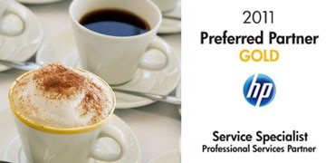 HP Professional Service Partner