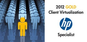 HP Virtualisation Specialist