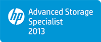 HP Advanced Storage Specialist