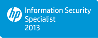 HP Information Security Specialist