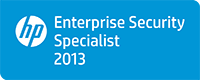 HP Enterprise Security Specialist