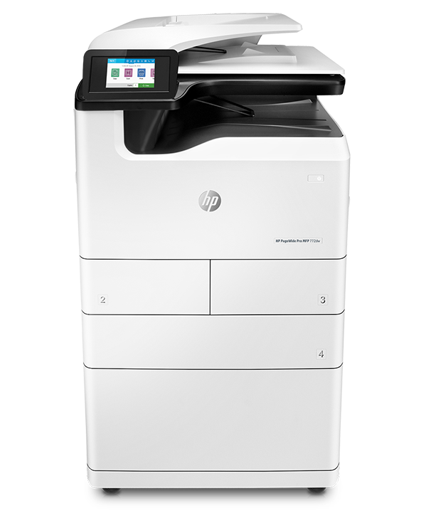 Many HP Pro printers include leading device security features