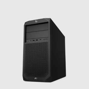 z business desktop tower with powerful performance