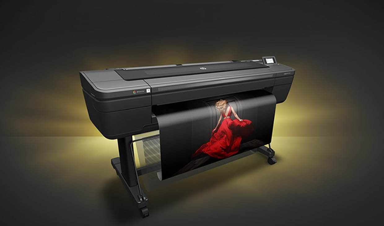HP DesignJet Z9⁺ PostScript® Printer series | HP® Singapore