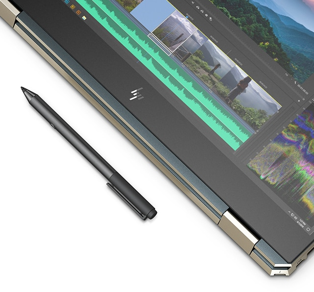 HP tilt digital pen