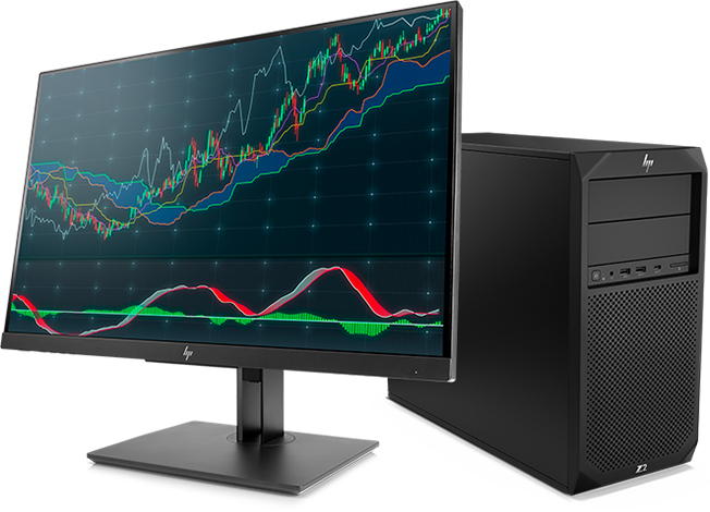 HP Z2 Tower Workstations with Z Display