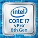 Intel® Core™ i7 vPro™ 8th Gen
