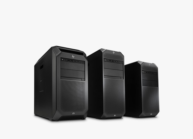 HP Z Workstations