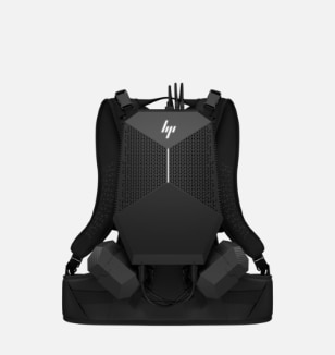 HP Z VR backpack PC