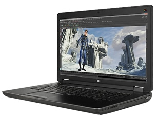 Refuse to limit your potential - HP ZBook 17 G2 Mobile Workstation