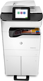 HP A3 PageWide Managed Color MFP P77940dns