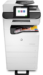 HP PageWide Managed Color Flow MFP